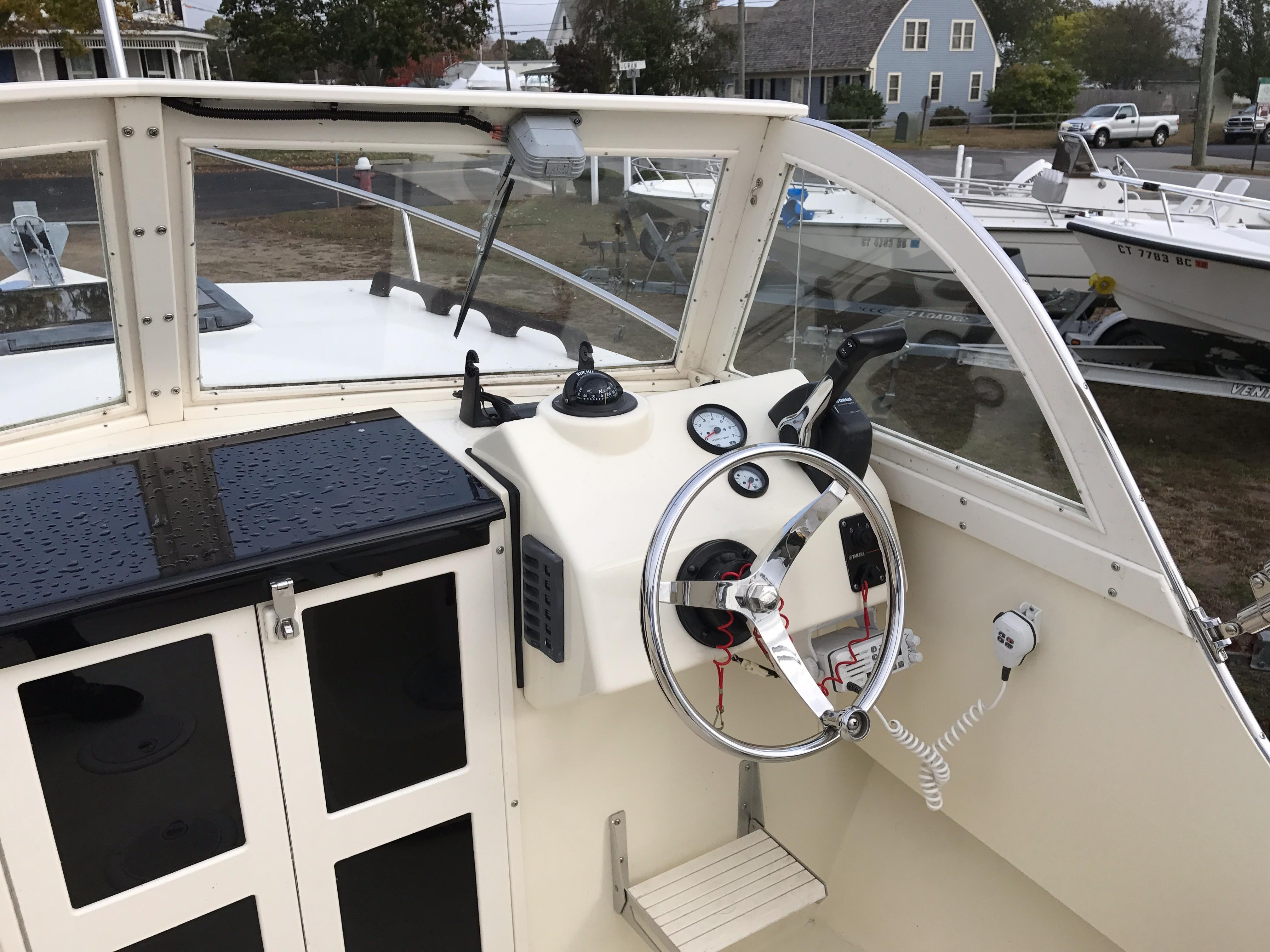Seaway21 Seafarer Cuddy