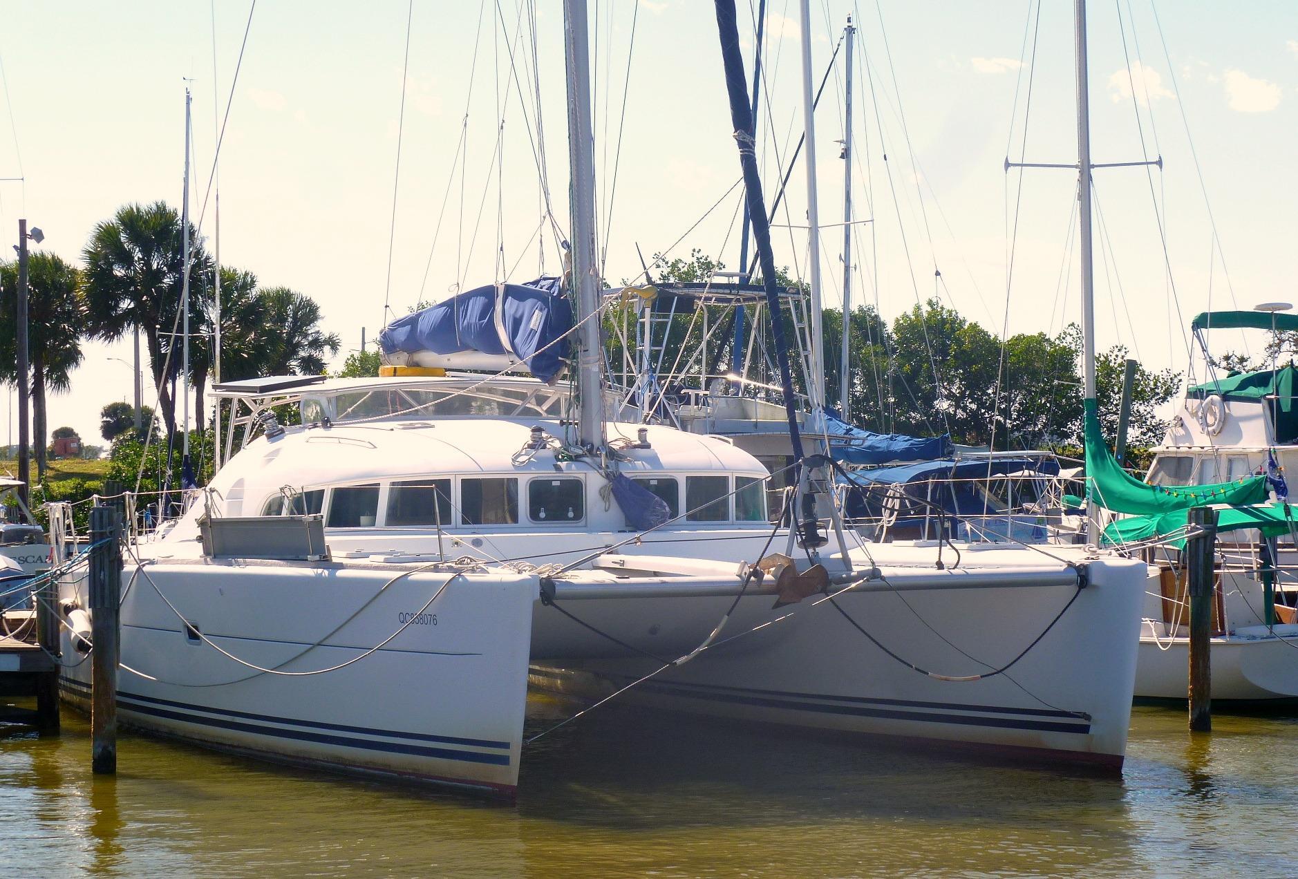 41' Lagoon 2000 410
