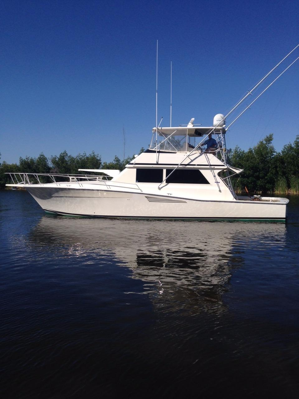 1990 viking yachts 53 convertible for sale galati yacht for Viking sport fish