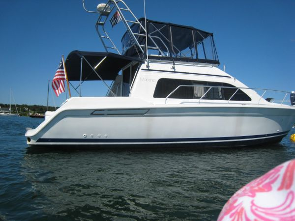 Mainship 40 Sedan Bridge Convertible Boats. Listing Number: M-3706735