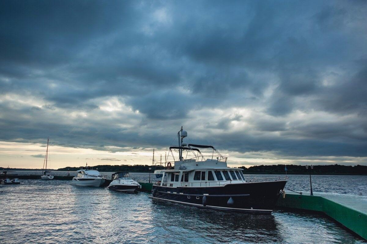 Alm Trawler 1600