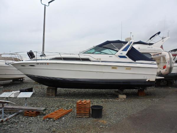 1988 Sea Ray 340DA