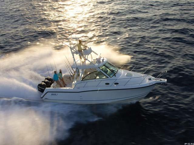 Boston Whaler 345 Conquest Open