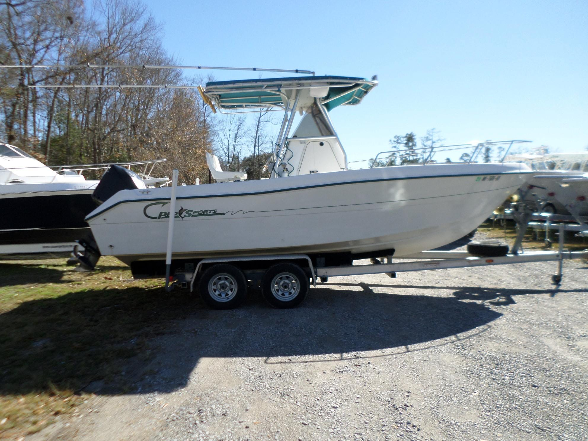 Used  1999 22' Pro Sports 22 Blue Water Center Console in Slidell, Louisiana