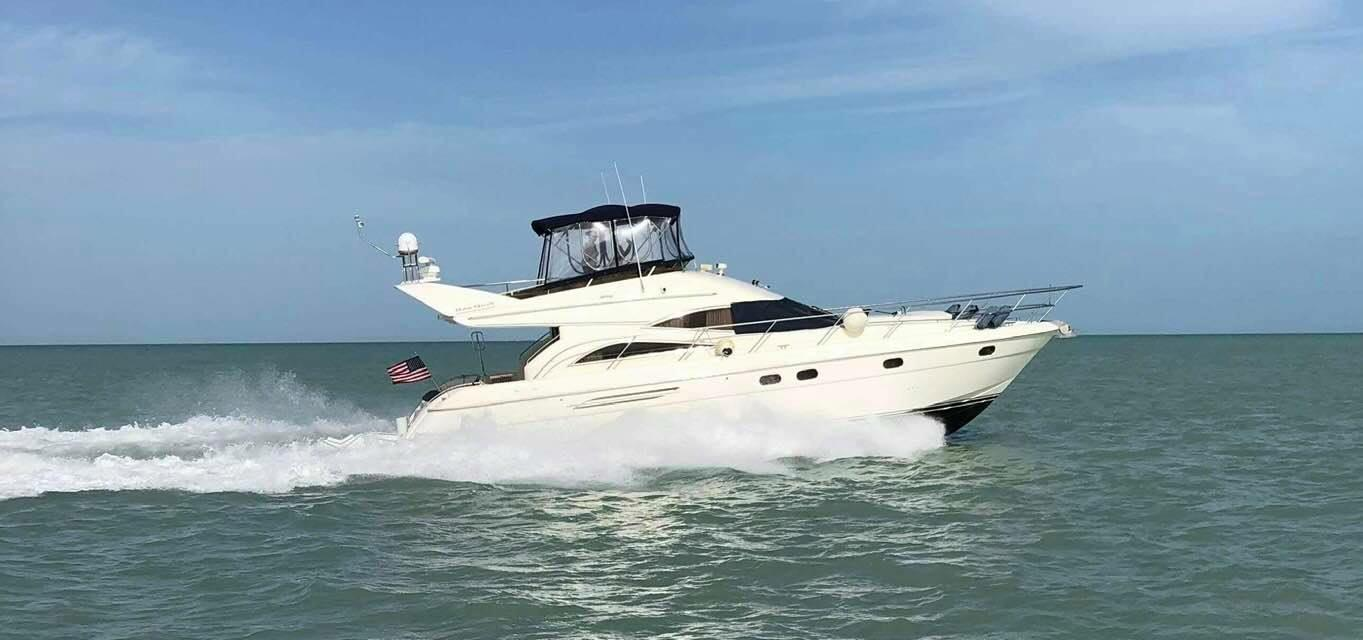 Princess Viking 52 Sport Cruiser