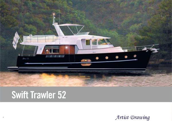 Beneteau Swift Trawler 52 Motor Yachts. Listing Number: M-3826751