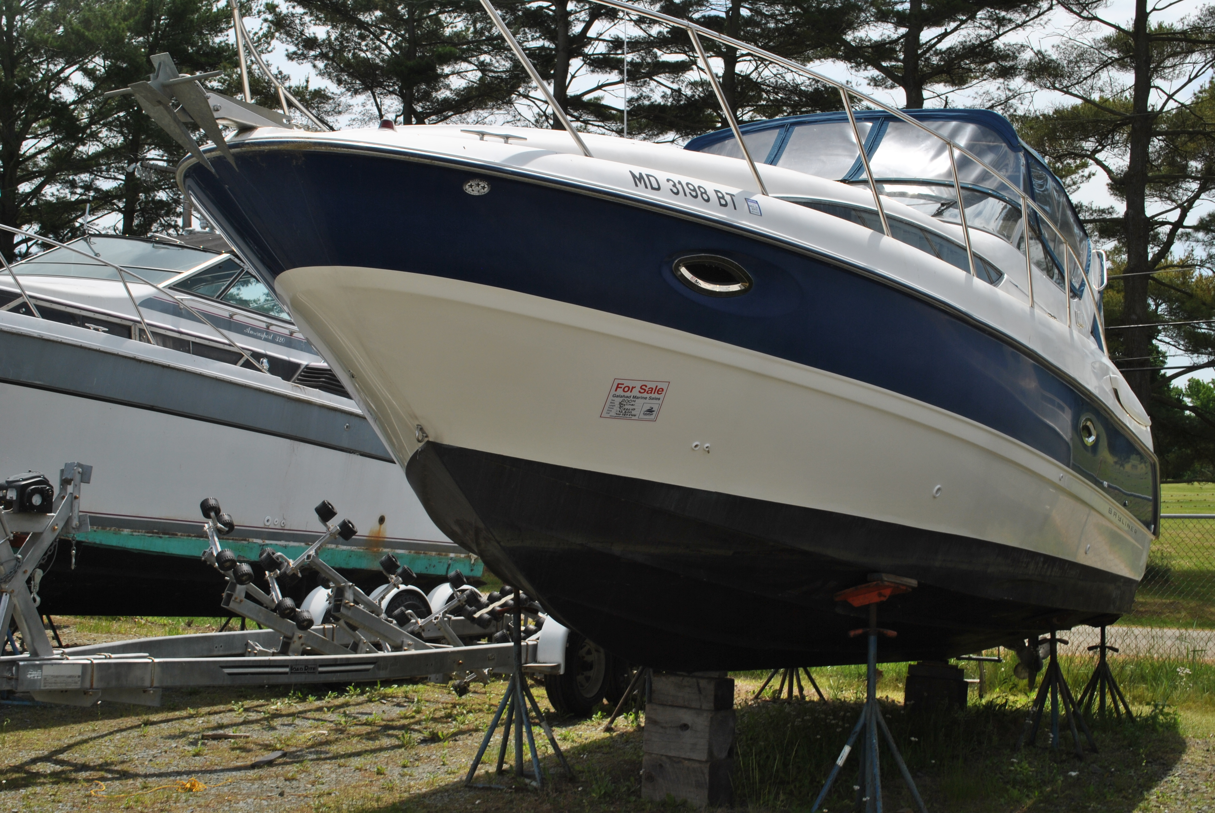 2004 Bayliner 305 NORTH EAST, Maryland - Galahad Marine