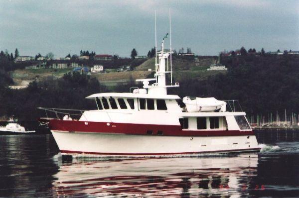 Sunnfjord Custom Built Pilothouse