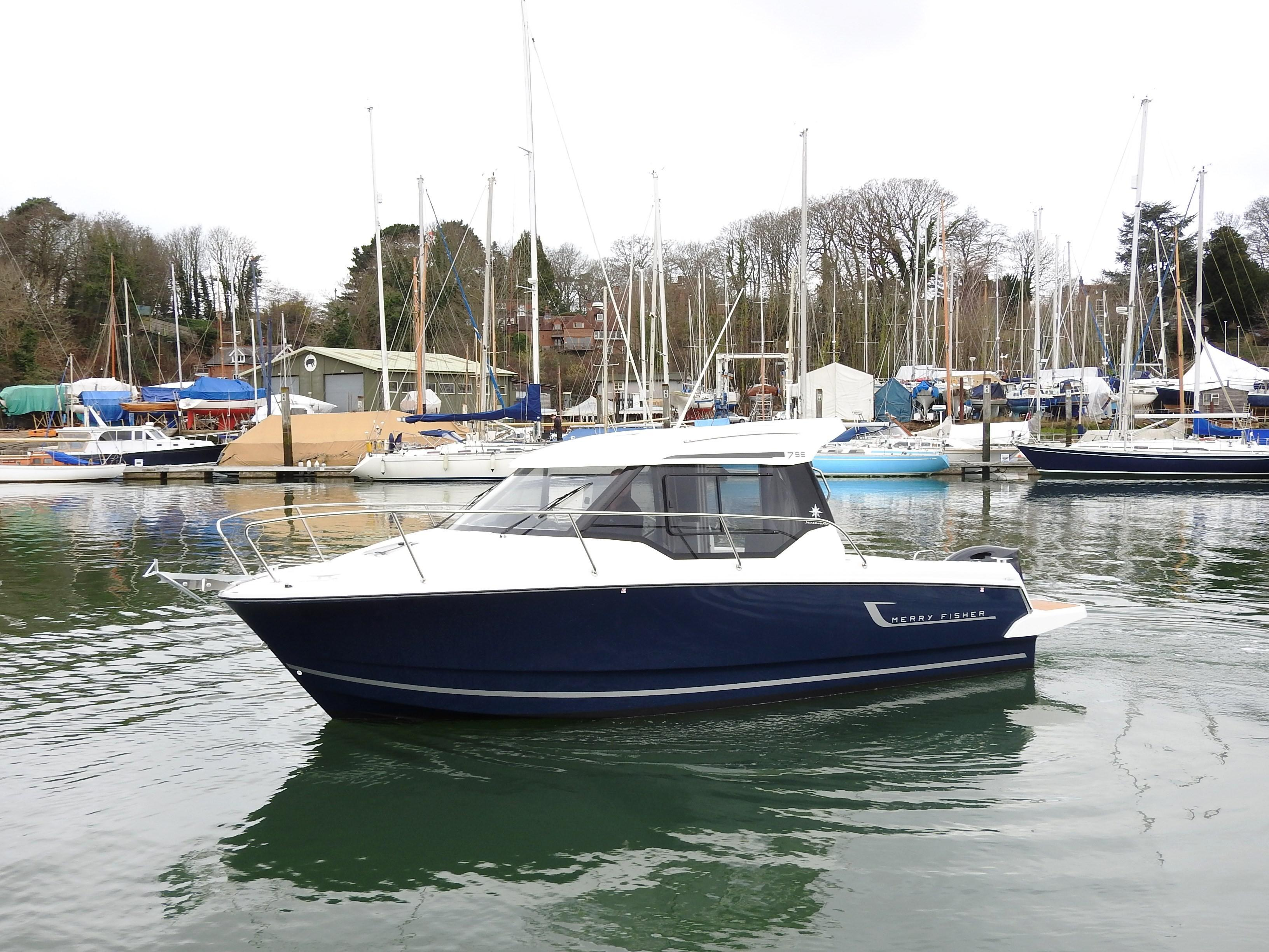Jeanneau Merry Fisher 795 Legend