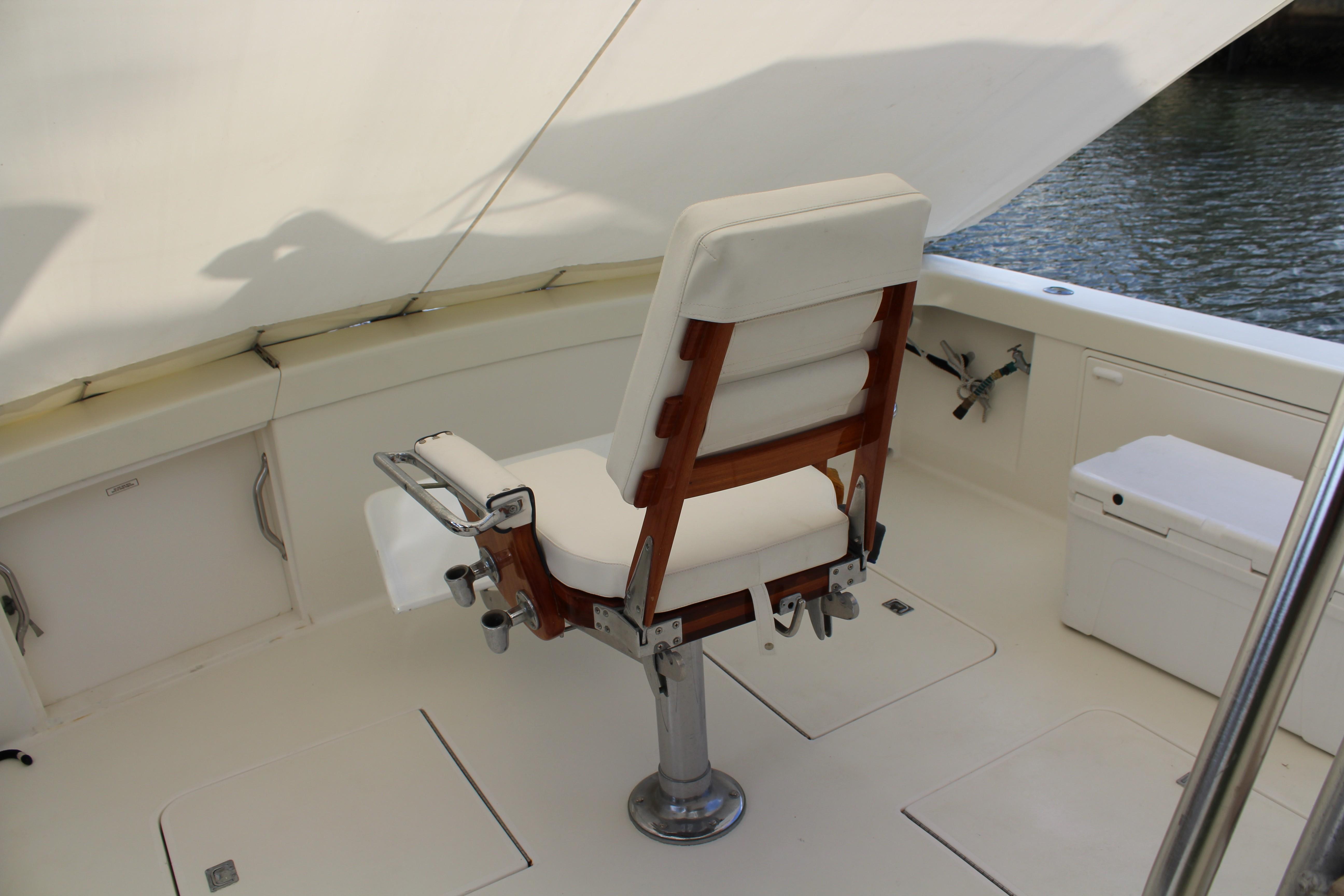 Cockpit with Sun shade