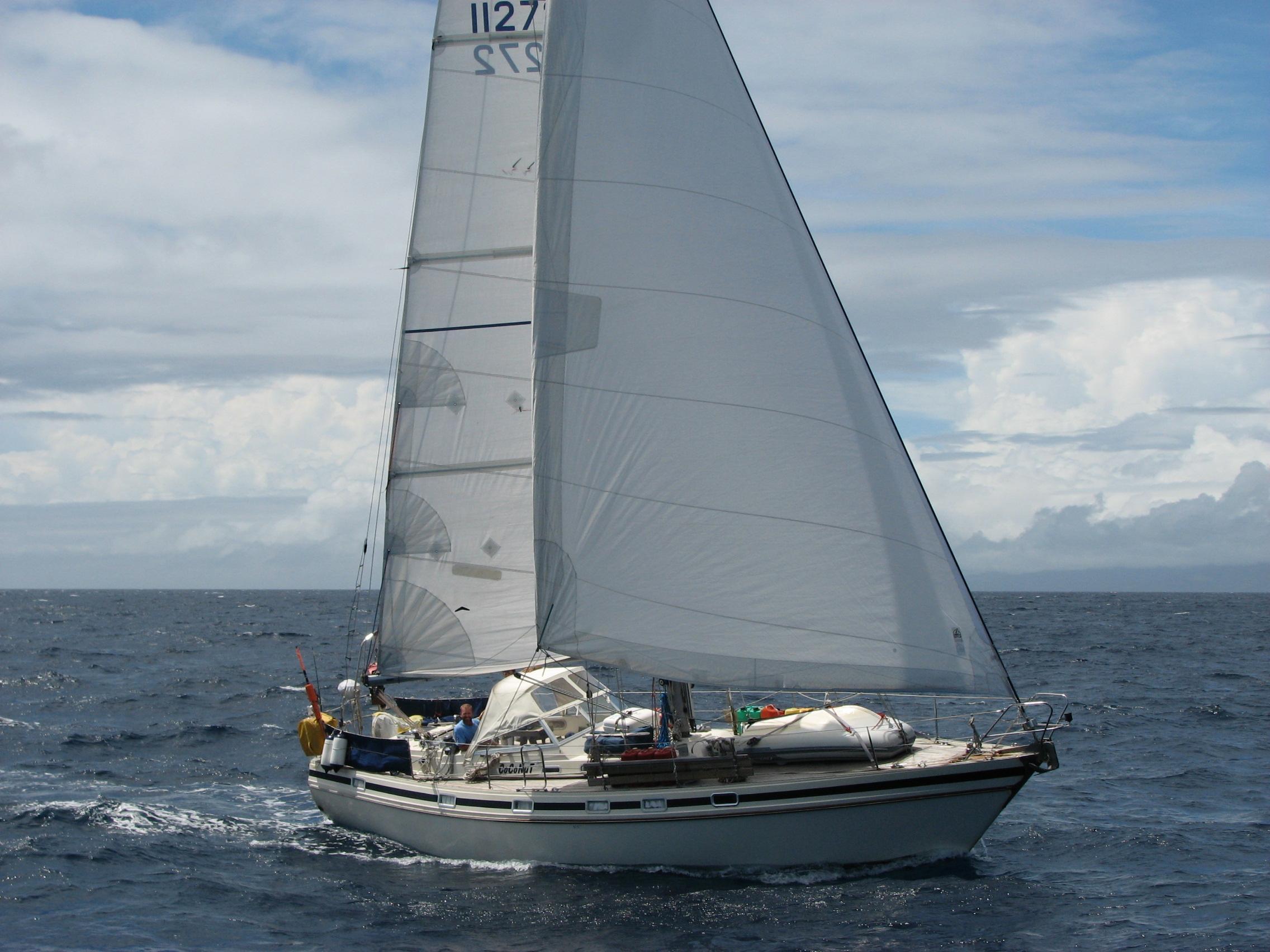 Westerly Pageant   Boat Sales Scotland   DDZ Marine