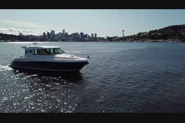 Tiara 39 Coupe video