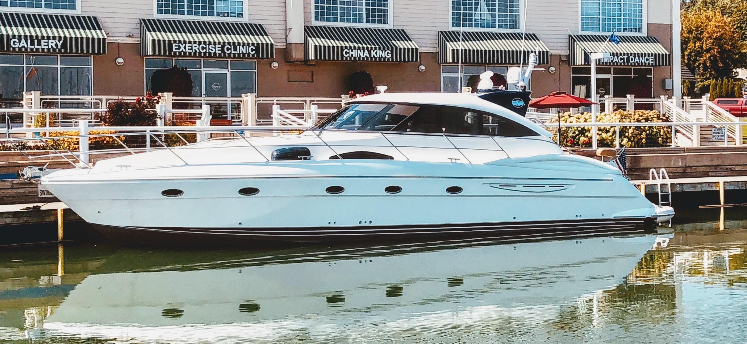55 ft Neptunus 55 Cabrio