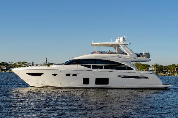 2016 68' Princess 68 Flybridge Motor Yacht