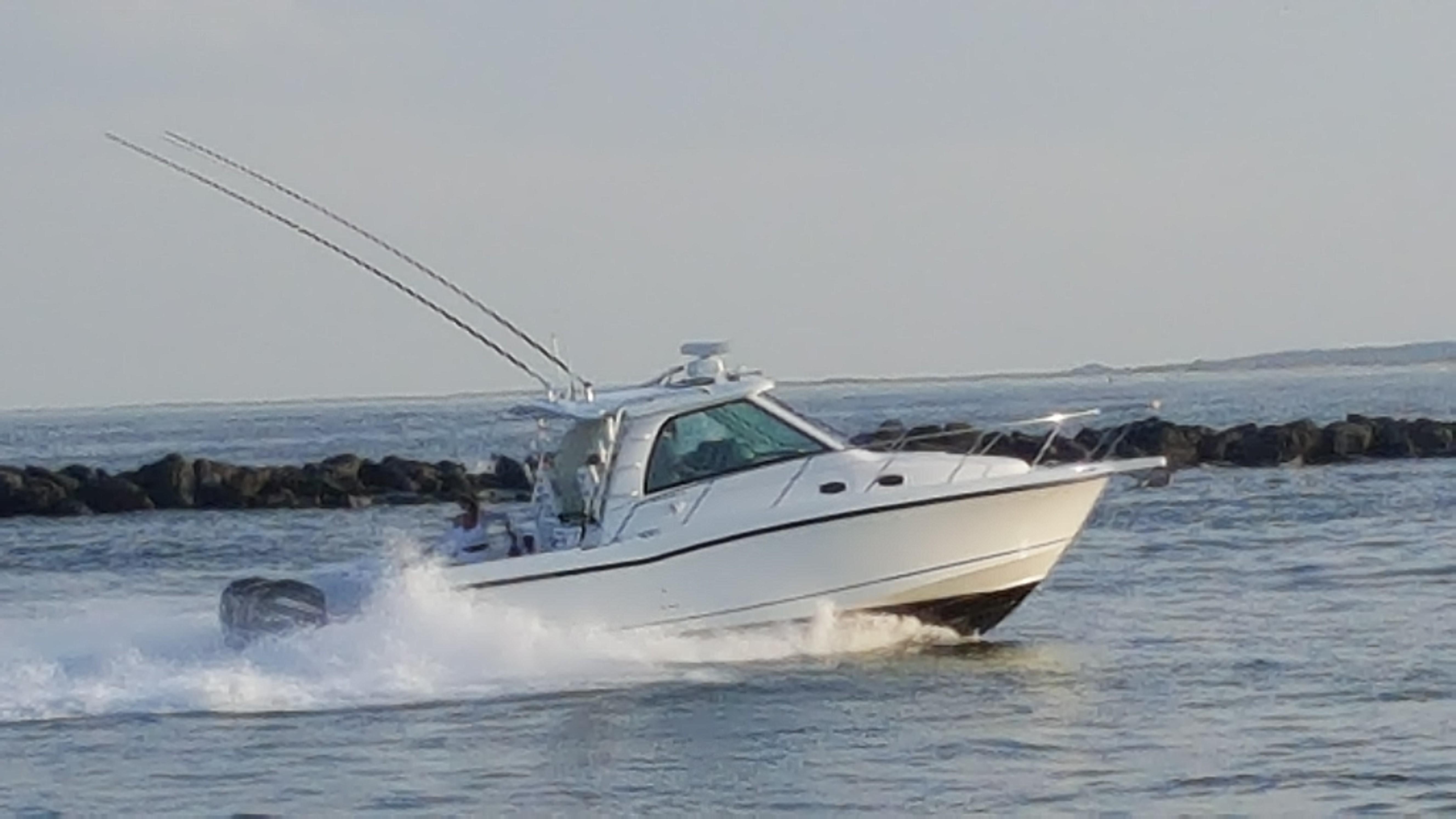 34 Boston Whaler Killer Whaler 2008 Ocean CIty | Denison Yacht Sales