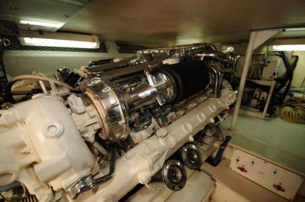 Starboard Motor SS Package