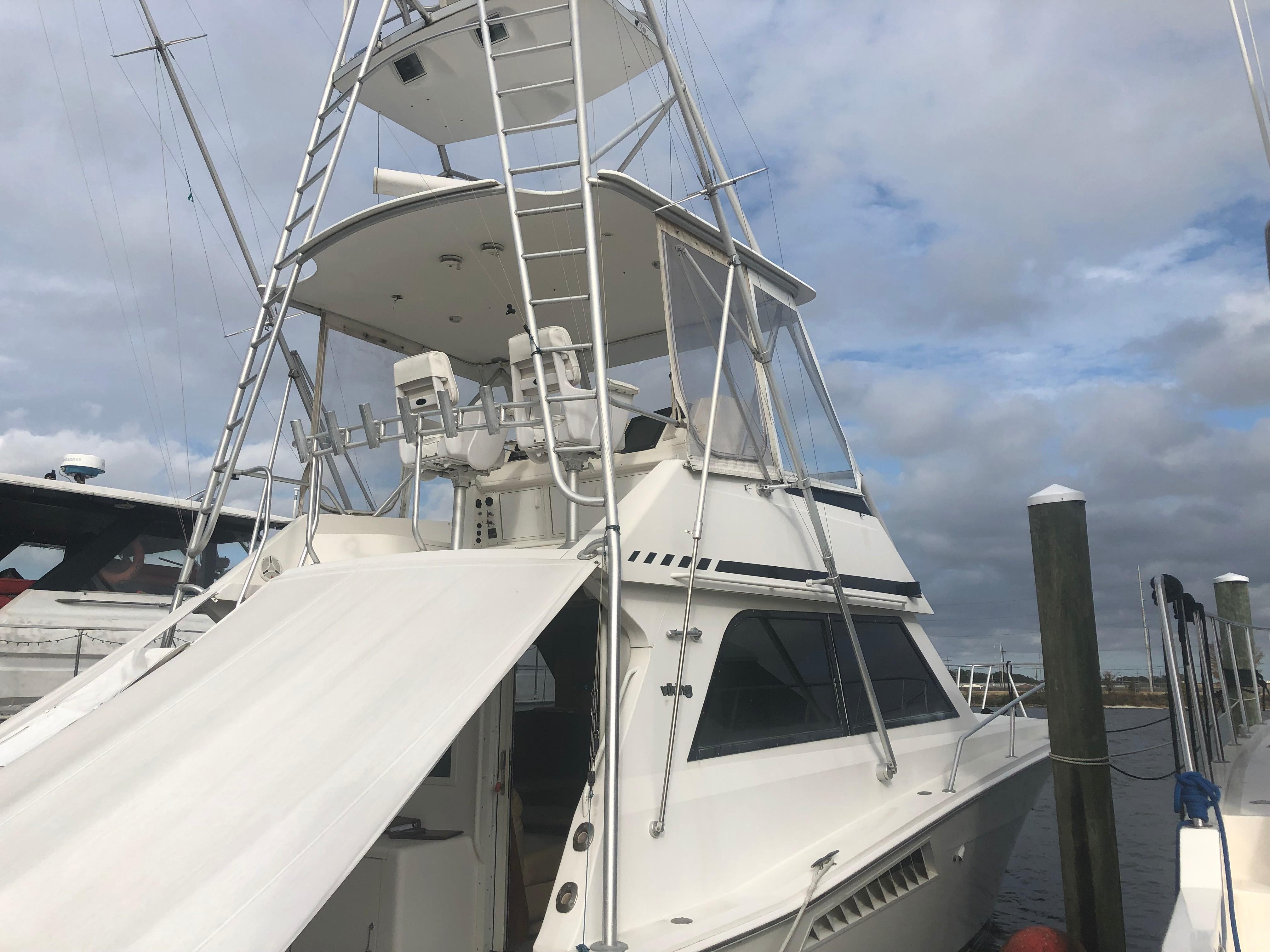 1991 to 1995 Viking Yachts for Sale | Galati Yachts