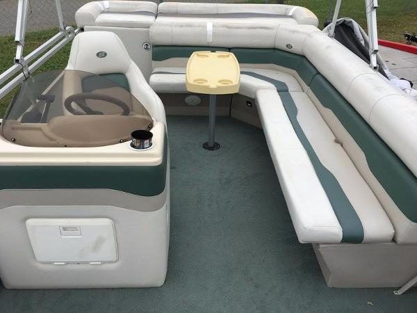 2004 Smoker Craft boat for sale, model of the boat is 824C & Image # 13 of 14