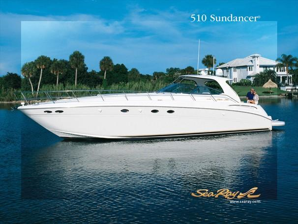 54 ft 510 Sundancer 2001