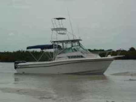 Grady White 272 Sailfish Sports Fishing Boats. Listing Number: M-3616780 27' ...