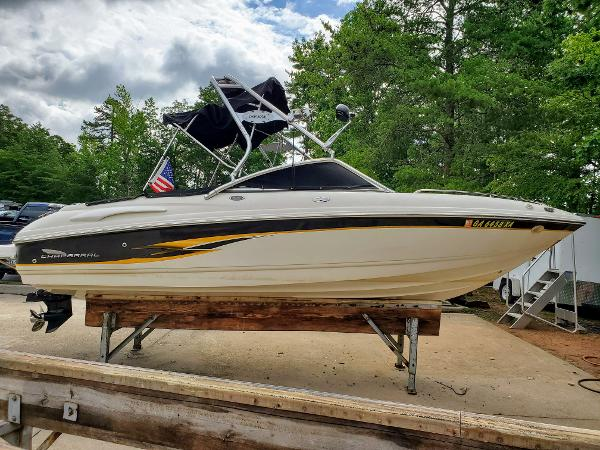 2001 CHAPARRAL 220WT SSI for sale