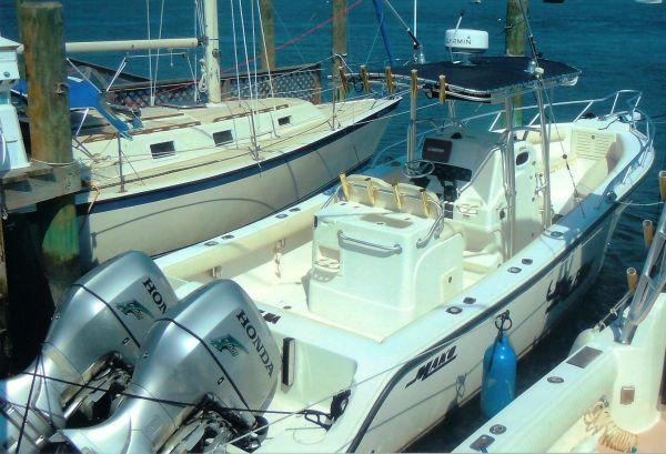 Mako 284 CC Sports Fishing Boats. Listing Number: M-3346781 28' Mako 284 CC