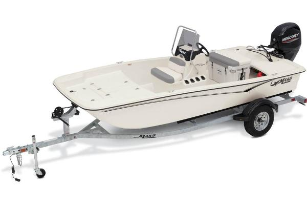For Sale: 2021 Mako Pro Skiff 15 Cc 15.17ft<br/>Nobles  Marine