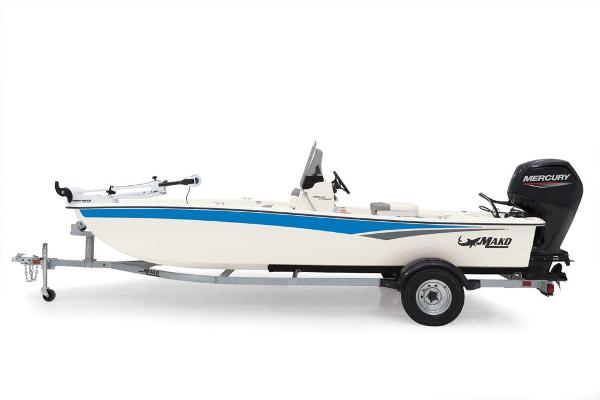2021 Mako boat for sale, model of the boat is Pro Skiff 17 CC & Image # 10 of 48