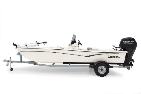 2021 Mako boat for sale, model of the boat is Pro Skiff 17 CC & Image # 11 of 48