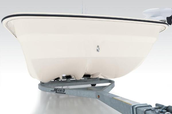 2021 Mako boat for sale, model of the boat is Pro Skiff 17 CC & Image # 31 of 48