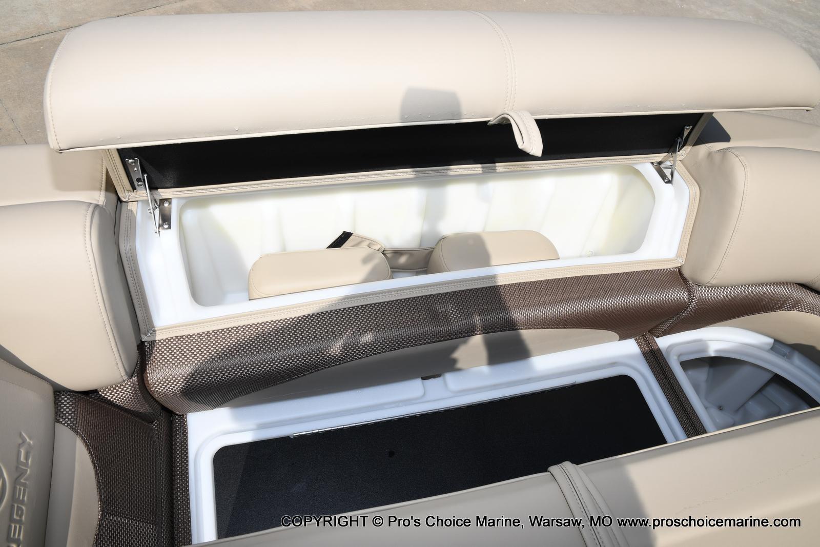 2021 Regency boat for sale, model of the boat is 250 DL3 & Image # 12 of 50