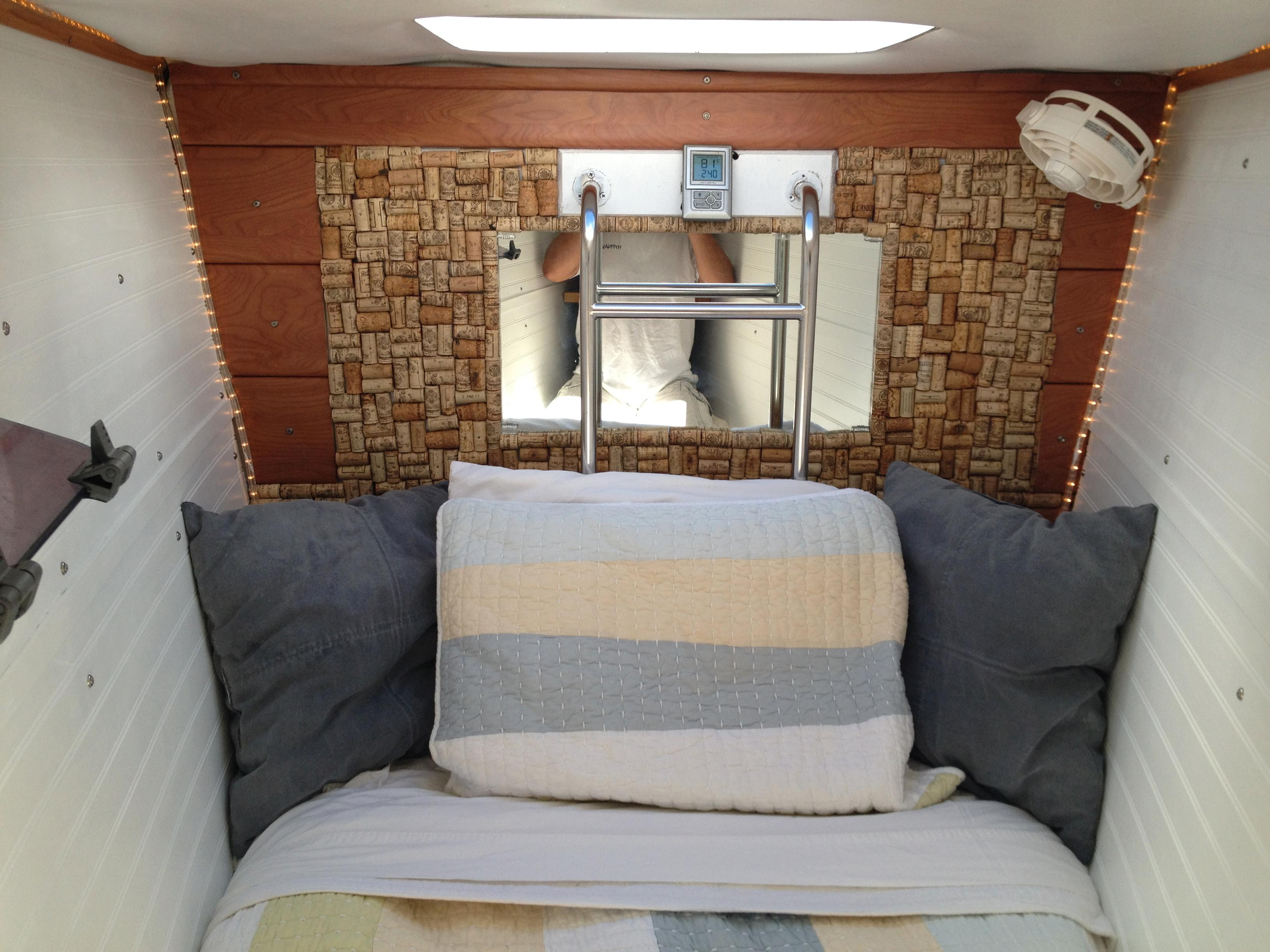Converted Forepeak Cabin