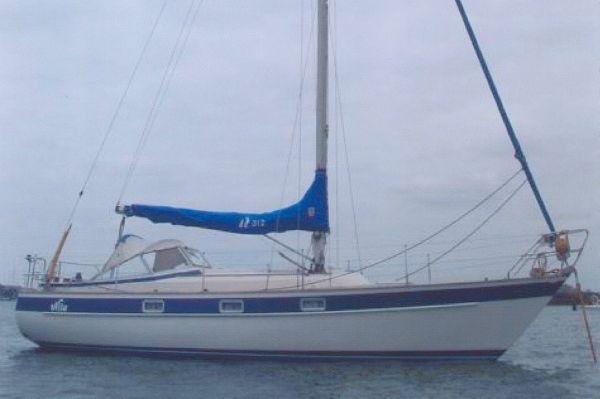 Boat Name: NITA; Year: 1981; Builder: Hallberg-Rassy Varvs AB; Model: 312 ...