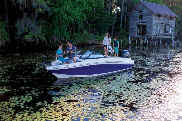 2016 Tahoe boat for sale, model of the boat is 550 TF & Image # 5 of 62