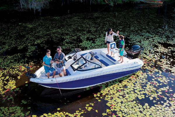 2016 Tahoe boat for sale, model of the boat is 550 TF & Image # 6 of 62