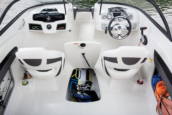 2016 Tahoe boat for sale, model of the boat is 550 TF & Image # 23 of 62