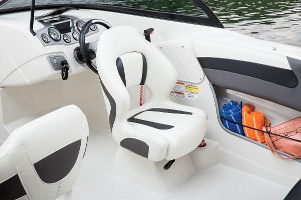 2016 Tahoe boat for sale, model of the boat is 550 TF & Image # 27 of 62