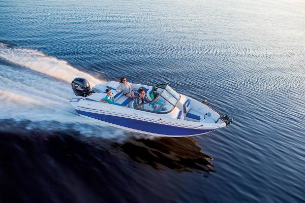 2016 Tahoe boat for sale, model of the boat is 550 TF & Image # 2 of 62