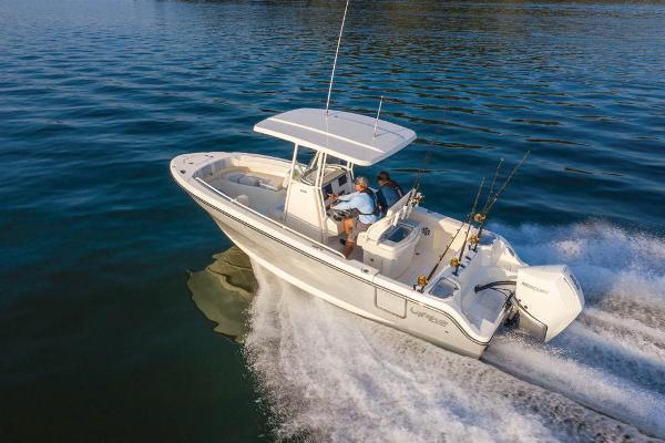2021 Mako boat for sale, model of the boat is 236 CC & Image # 9 of 114