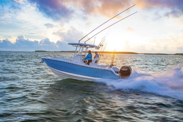 2021 Mako boat for sale, model of the boat is 236 CC & Image # 12 of 114