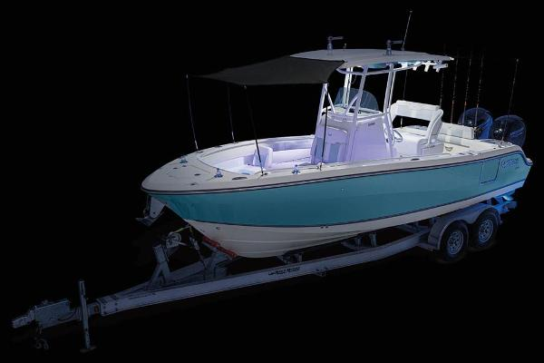 2021 Mako boat for sale, model of the boat is 236 CC & Image # 20 of 114