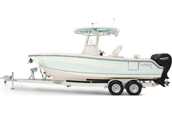 2021 Mako boat for sale, model of the boat is 236 CC & Image # 22 of 114