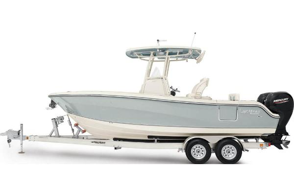 2021 Mako boat for sale, model of the boat is 236 CC & Image # 23 of 114