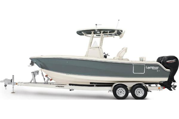 2021 Mako boat for sale, model of the boat is 236 CC & Image # 24 of 114