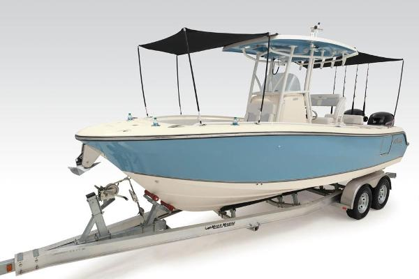 2021 Mako boat for sale, model of the boat is 236 CC & Image # 45 of 114