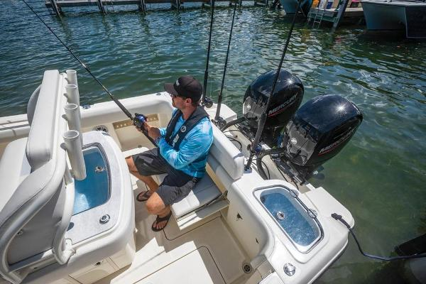 2021 Mako boat for sale, model of the boat is 236 CC & Image # 113 of 114