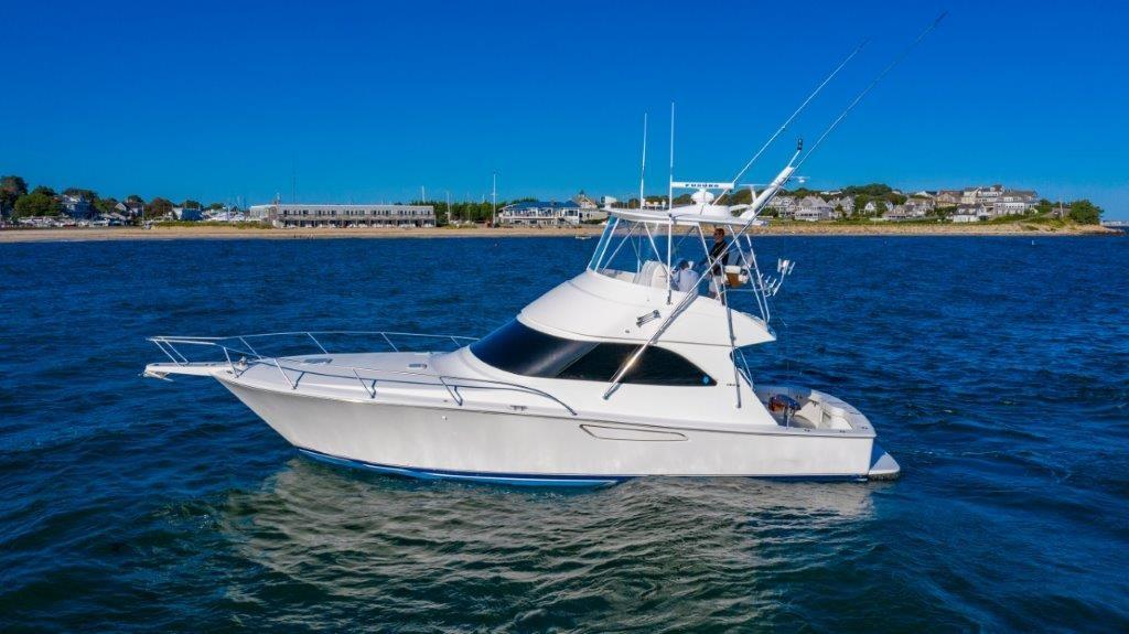 2012 Viking Yachts 42' Convertible
