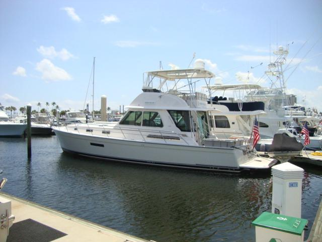 54 ft Sabre 54 Flybridge