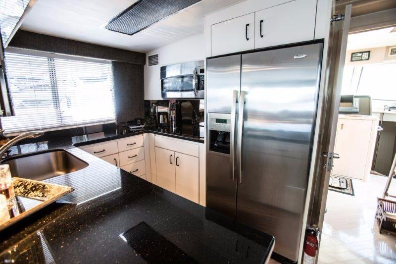 Galley - Stainless Steel Appliances New 2013