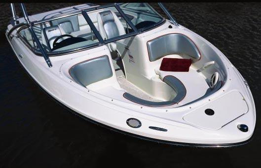 2010 Sea Ray boat for sale, model of the boat is 205 Sport & Image # 10 of 10